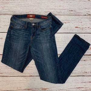 Lucky Brand Jeans Sofia Straight Denim | 4/27 Long